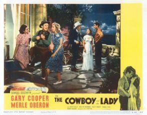 Gary Cooper (1) Merle Oberon Patsy Kelly Walter Brennan