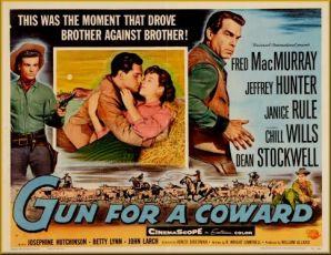 Gun for a Coward (1957)