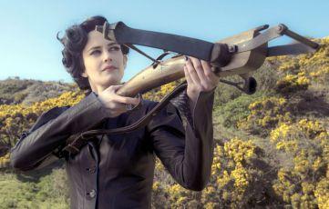 Sirotčinec slečny Peregrinové pro podivné děti (2016)