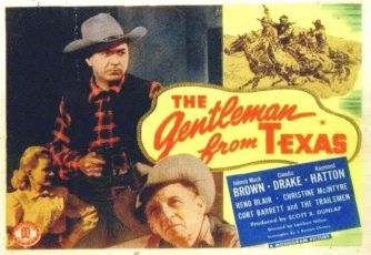 The Gentleman from Texas (1946)