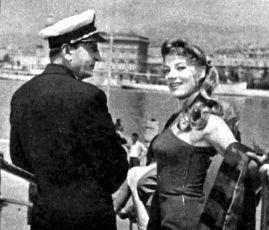 Hvězda jede na jih (1958)