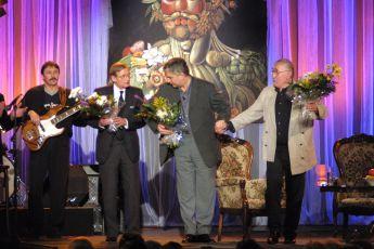 Jiří Kodet, Miroslav Donutil a Pavel Landovský