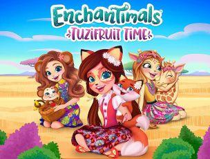 Enchantimals - příběhy z Nespoutánie (2018) [TV seriál]