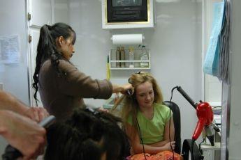 Americká děvčata: Odvážná Chrissa (2009) [Video]