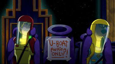 Scooby Doo: Měsíční nestvůra vylézá (2015) [Video]