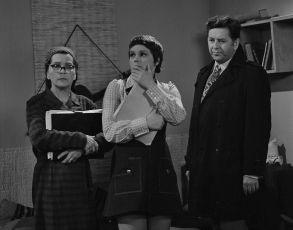 Konec semestru (1974) [TV inscenace]