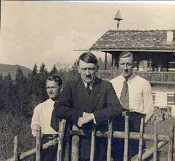 Kurt Gildisch, Adolf Hitler a Bruno Gesche