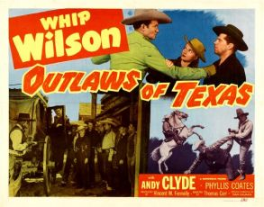 Outlaws of Texas (1950)