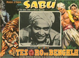 Bengálský poklad (1953)