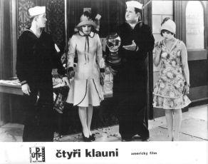 Čtyři klauni (1970)