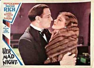 Her Mad Night (1932)