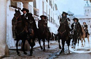 Čtyři mušketýři (1974)