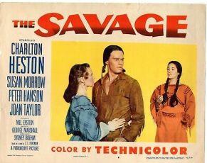 Bílý syn Siouxů (1952)