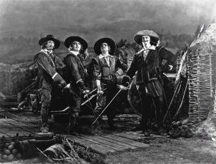 Železná maska (1929)