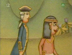 Kapitán a jeho kuchár (1981) [TV seriál]