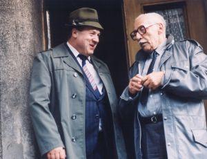 Bronislav Poloczek a Miloš Kopecký