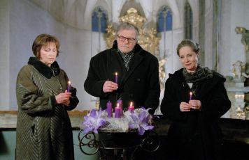 Marta Kubišová, Jan Kačer a Taťána Fischerová