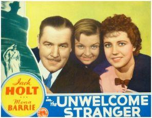 The Unwelcome Stranger (1935)