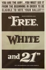 Free, White and 21 (1963)