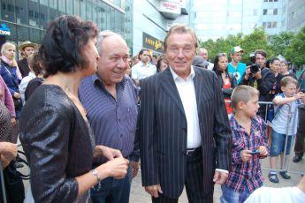 5.9.2012 premiéra filmu Váňa -  Karel Gott