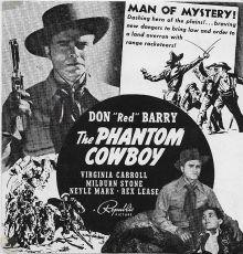 The Phantom Cowboy (1941)