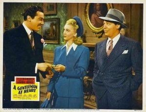 A Gentleman at Heart (1942)