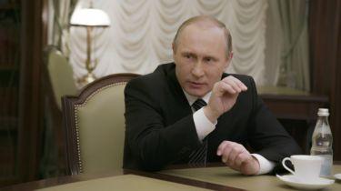 Svět podle Putina (2017) [TV minisérie]