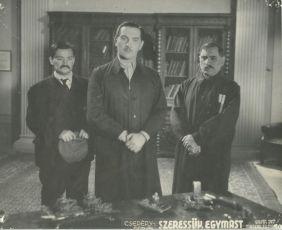 Lajos Gárday, Zoltán Greguss a György Gonda