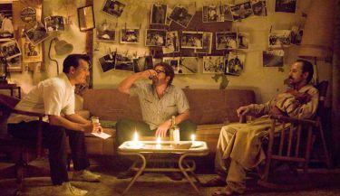 Rumový deník (2011)
