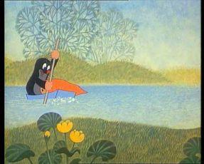 Krtek a zápalky (1974)