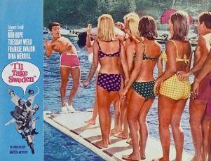 Cesta do Švédska (1965)