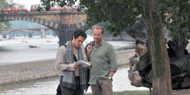Iain Glen a Claudio Santamaria