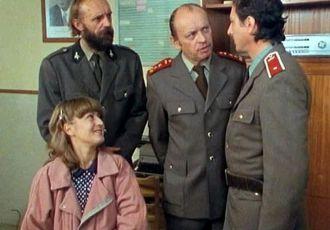 Simona Stašová, Ladislav Křiváček, Jan Teplý a Rostislav Kuba