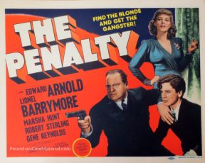 The Penalty (1941)