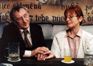Lubomír Kostelka a Jana Synková
