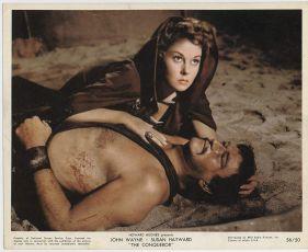 The Conqueror (1956)