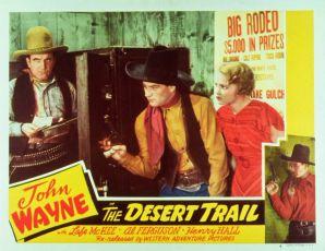 Cesta pouští (1935)