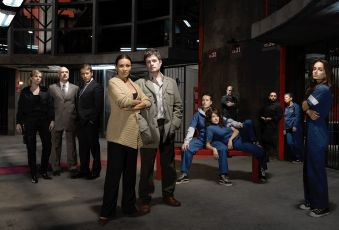 Věznice Capadocia (2007) [TV seriál]