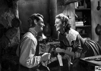 Slečna ze Scuderi (1955)