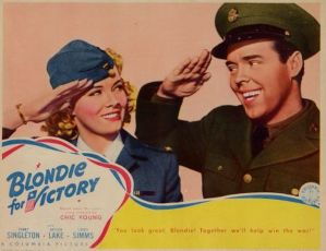 Blondie for Victory (1942)