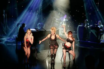 Nevěstinec: Muzikál (2008) [TV film]
