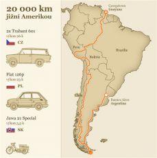 Trabantem Jižní Amerikou (2014) [TV seriál]