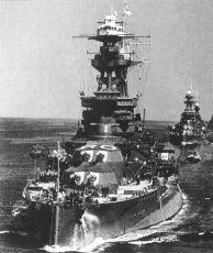 bitevná loď HMS Royal Oak