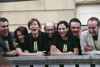 Tom Fernández,  Mariana Cordero,  Fanny Gautier, Javier Cámara,  Cesare Vea,  Gonzalo de Castro