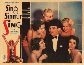 Sing Sinner Sing (1933)