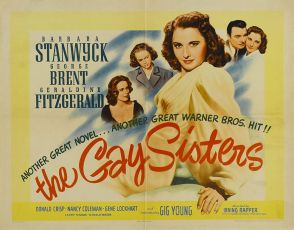 The Gay Sisters (1942)