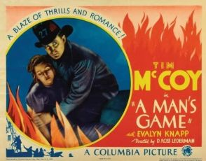 A Man's Game (1934)