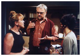 Muž, kterého chtějí (2003) [TV film]