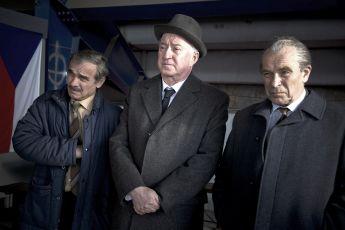 Oldřich Kaiser, Jiří Lábus a Alois Švehlík