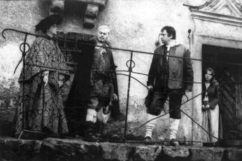 Blanka Bohdanová, Karel Höger, Rudolf Hrušínský, Iva Janžurová